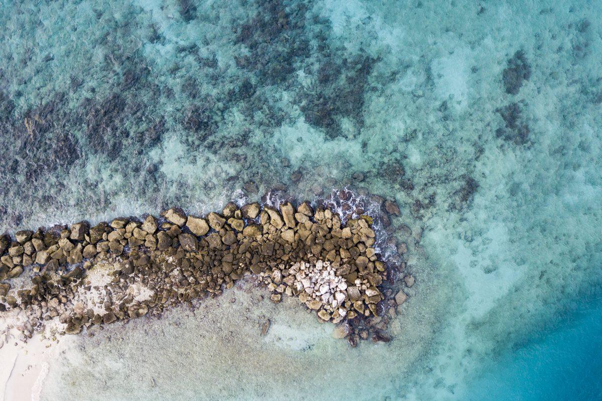 Drone Curacao Papagayo hotel