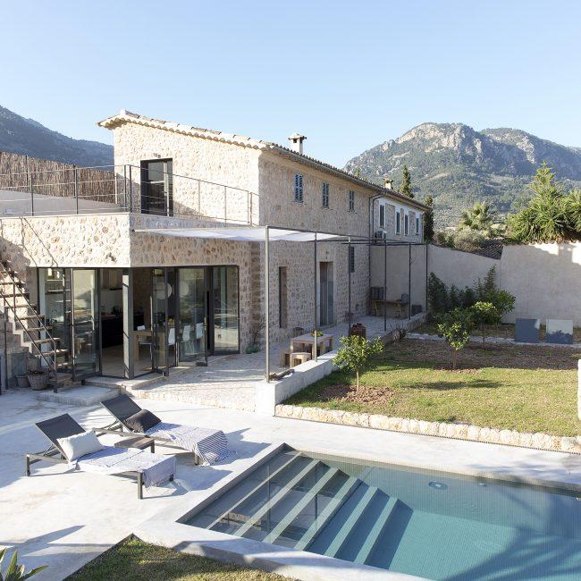 huis op mallorca met zwembad