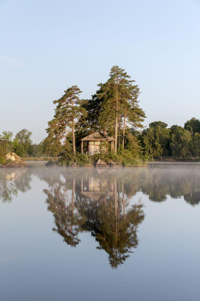 Zweden onbewoond eiland